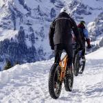 esercizio in bicicletta