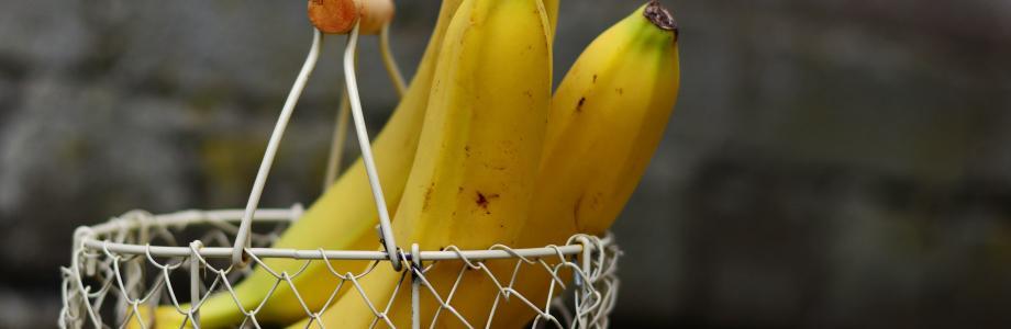 benefici e proprietà delle banane